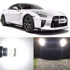 Alla Lighting Back-Up Reverse Light 921 White LED Bulb for Nissan GT-R Juke Leaf