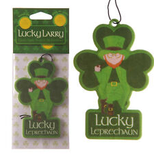 leprechaun air freshener irish st patricks day gift apple scented ireland