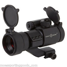 SightMark Tactical Illuminated Reticle RED Dot Weapon Scope Rifle Sight SM13041