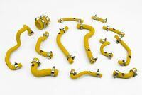 Stoney Racing Toyota Celica GT4 ST205 Silicone Breather/Vacuum Hose Kit Yellow
