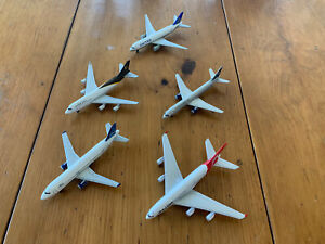 Daron US Airways, JETBLUE (old), Qantas, UPS, and United USED - NO BOXES
