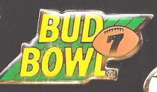 Bud Super Bowl 7 Collectible Pin