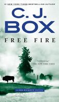 Free Fire, Paperback by Box, C. J., Brand New, Free shipping in the US
