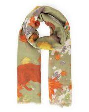 Powder | Autumn Chums Designer Scarf | Moss Green | FREE P&P!