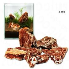 9 NATURAL Rugged Samurai Rocks Pet Fish Aquarium UNDERWATER Decoration Aquascape