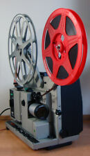 BAUER P8TS  Universal 16mm Projektor mit opt.+magn.Tonabnahme und Bauer Zoomlens