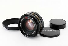 【Near Mint】Konica UC Hexanon L 35mm F2 Lens For Leica from Japan 278005