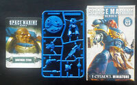 Games Workshop Warhammer 40K Space Marine Heroes Brother Titus with Bolter