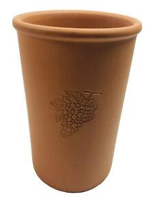Terra Toscana Original Italian Terracotta Wine Chiller Multipurpose Jar ITALY