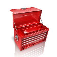 Werkzeugkoffer Werkzeugkiste Werkzeugkasten 6 Schubfächer kugelgelagert + Fach
