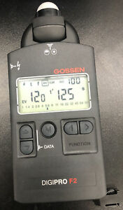 Gossen DigiPRO F2 Flash Exposure Meter