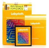 "Atari 2600 PAL ""Labyrinth"" Modul, Anl. & OVP"