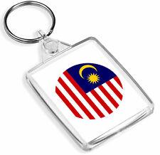 FLAG di Singapore APRIBOTTIGLIE PORTACHIAVI Singapore malese Coppa del mondo Asia Nuovo di Zecca