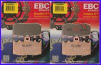 EBC HH Front and Rear Brake Pads 2001 2002 2003 BMW R1100S FA335HH FA363HH