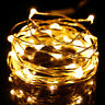 LED Battery String Fairy Lights Christmas Party Indoor Outdoor Decoration