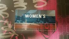 Oakley Women's Display Tag RARE (Romeo Juliet X Metal XX C Six Medusa Feedback)