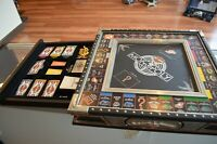 RARE FRANKLIN MINT HARLEY DAVIDSON MONOPOLY LIMITED EDITION GAME- 2033/5000
