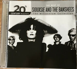Siouxsie And The Banshees - 20th Century Master: The Best Of (2006), CD, Neu