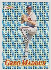 1994 Pacific Silver Prisms #30 Greg Maddux Atlanta Braves