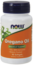 Oregano Oil 90 Softgels by NOW Foods Factory Fresh *Free Shipping*