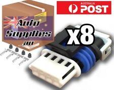 Coil Plug Connector Set of 8 for LS2 LS3 LS7 LSX Ignition D585 D581 V8 GM Chevy