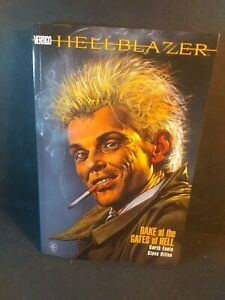 "Hellblazer ""Rake at the Gates of Hell"" TPB John Constantine #1-st / NEW! Unread"