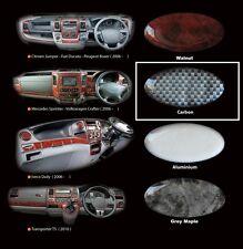 FIAT ducato Carbone Tableau de Bord Protecteur 02-07 17 pièces