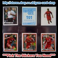 MERLIN'S KICK OFF 2007-2008 (100-199) *SELECT THE STICKERS YOU NEED*