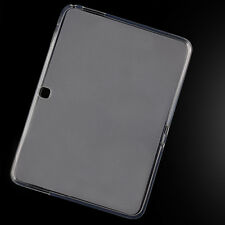 Clear Soft Matte TPU Back Case Cover Skin For Samsung Galaxy Tab 4 10.1inch T530