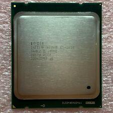 New listing Intel Xeon E5-2658 Sr0Lz 8 Core 2.10Ghz 20Mb 16 Threads 95W Cpu Processor