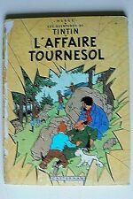Tintin - L'affaire Tournesol - 1956 -