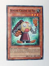 CARTE YU GI OH VERSION FRANCAISE BOBINE CHAINE DE FER CSOC-FR020