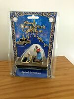 Disney Theme Park Collection Retired Diecast Metal Splash Mountain Ride Vehicle
