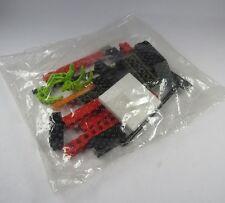 LEGO Postes Pièce de rechange Trou pierre Plaque Griffe assortiment Polybag (8)