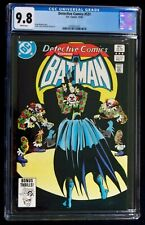 Detective Comics #531 CGC 9.8 Classic Gene Colan Batman and Clowns cover