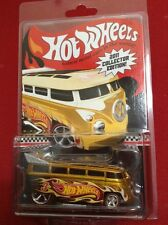 Hot Wheels Volkswagen T1 Drag Bus Flames 2011 Collector Edition Kmart Mail In