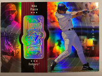 1999 SPX Finite Spectrum Mike Piazza 1458/2250 Dodgers