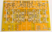 【Sales】HV4 headphone amplifier Bare PCB ( base on Lehmann amp circuit)