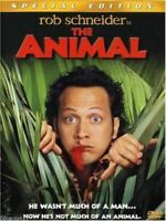 The Animal (DVD, 2001, Special Edition Widescreen) Rob Schneider, Colleen H.
