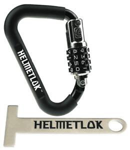 HELMETLOK 2 - Motorcycle helmet lock - security