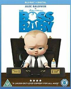 THE BOSS BABY (ALEC BALDWIN) - BRAND NEW & SEALED BLURAY ]