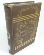 The Journeys of Jesus - Beautifully Illustrated (1883, Hardcover) Antique Book