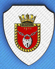 HMS STRONGHOLD WALL SHIELD
