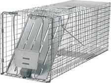 Havahart 1079 Raccoons Coon 32X10X12 Spring Door Live Animal Trap Cage Usa Made