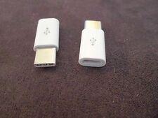 Adaptateur USB 3.1 Type C Mâle vers Micro USB femelle - 1 Acheté = 1 OFFERT !!!