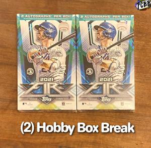 MINNESOTA TWINS - 2021 Topps Fire Baseball (2) Hobby Box Card Live Break #2