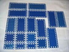 Märklin Metallbaukasten blaue Verkleidungsplatten