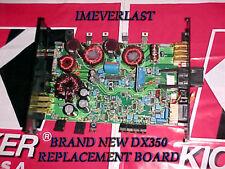 KICKER Replacment DX350 Amp Board, Oldschool MONO Amplifire complete New Board.