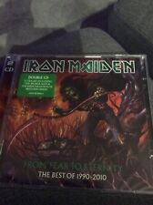IRON MAIDEN FROM FEAR TO ETERNITY THE BEST OF 1990-2010 2 CD ALBUM SET New