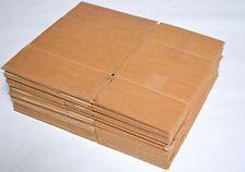 "Pack of 10 Cardboard Box Shipping Postal Boxes shoe box size 12"" x 9"" x 9"""